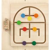 Labyrinth Sensory Wall Activity Panel by HABA, 023139