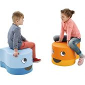 Fish Stools by HABA