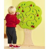 Cherry Tree Wooden Play Wall Decoration by HABA, 120183