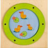 Squeaky Ducks Sensory Wall Activity Panel by HABA, 120368