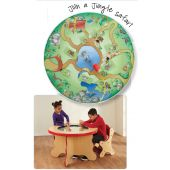 Jungle Safari Activity Table by Playscapes 15-MPT-SAF