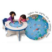 Seascape Magnetic Activity Table by Playscapes, 15-SMT-100