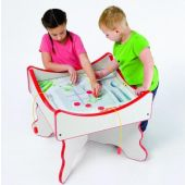 Peas & Carrots  Healthy Options Activity Table by Playscapes