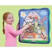 Healthy House Wall Game by Playscapes, 20-NUT-000