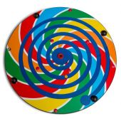 Lollipop Maze Wall Activity by Playscapes