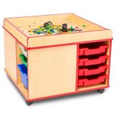 Mobile STEM/STEAM Tables by Playscapes
