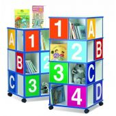 Mobile Coat Cart by Playscapes, 5290