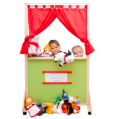 Children's Puppet Theater by NOVUM, 4124900