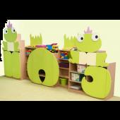 Prince Frog Cabinet Set by NOVUM, 4520870