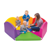 Crocus Rainbow Play Circle by NOVUM, 4521130
