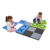 Tic Tac Toe Floor Game by NOVUM