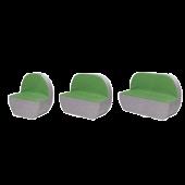 Apple Sofas by NOVUM, 4641209 - 4641212