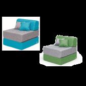 Armchair Couch & Cushions Sets by NOVUM, 4641191 & 4641192