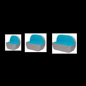 Blueberry Sofas by NOVUM, 4641205 - 4641208