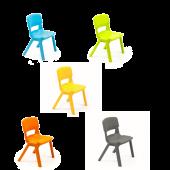 "Postura Chair 12¼"" Seat by NOVUM, 6306948 - 6306952"