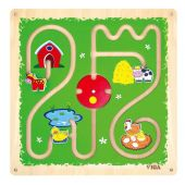 Farm Maze Sensory Wall Panel by NOVUM, 6307188