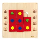 Shapes Matching Sensory Panel by NOVUM, 6307189