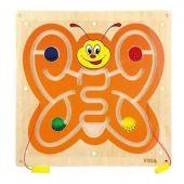 Butterfly Maze Sensory Wall Panel by NOVUM, 6307472