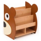 Teddy Bear Bookcase by NOVUM, 6512230