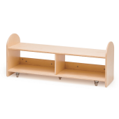 Rolling Storage Bench by NOVUM, 6512744