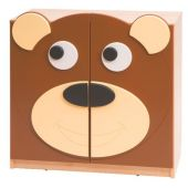 Smiling Teddy Bear Cabinet by NOVUM, 6522027