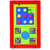Tic Tac Toe Activity Panel by Playscapes