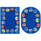 Animal Readers Carpet by Playscapes, 30CRARR*