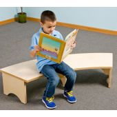 Reading Retreat Bench