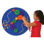 Loco-motion Sphere Wall Activity by Playscapes