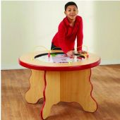 Fruit & Veggie Activity Table by Playscapes