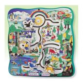 Earth Journeys Wall Activity by Playscapes, 20-ERJ-001