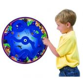 Fishin' A-Round Wall Activity by Playscapes