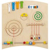 Learning Wall-Curve A by HABA, 120216