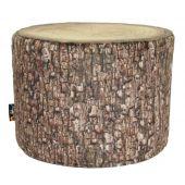 Woodsmen Naturescape Mini Tree Trunk Stool, MW170*