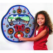 Sky Pilot Wall Activity by Playscapes