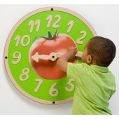 Learning Clocks by Playscapes