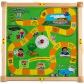 Healthy Race Activity Table by Playscapes