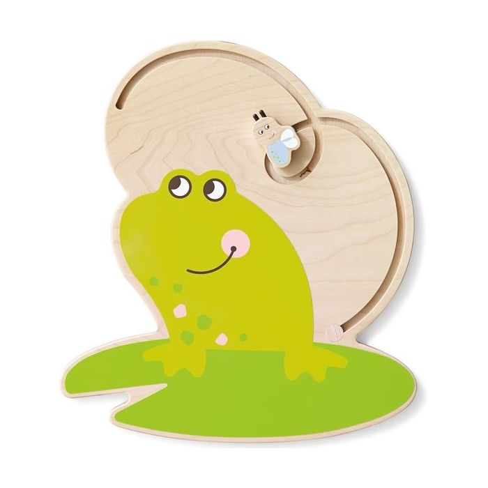Freddie the Frog Wall Decor by HABA, 053965