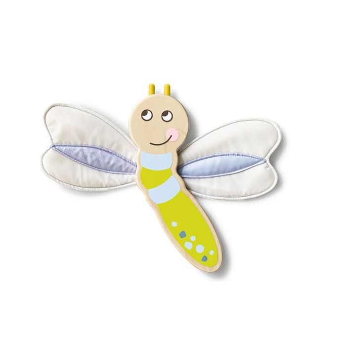 Dee the Dragonfly Wall Decor by HABA, 054156