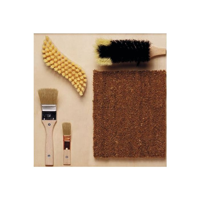 Bristle Brushes Sensory Wall Activity Panel by HABA, 104608