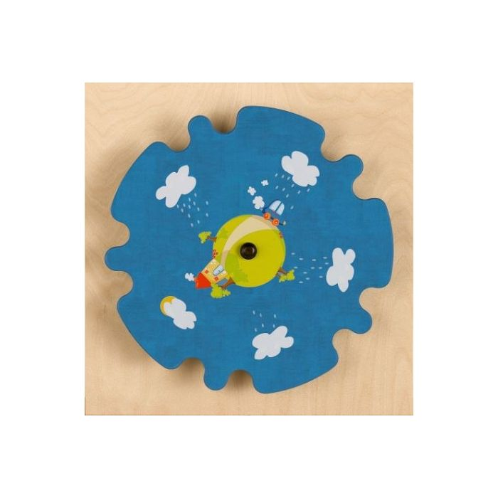Rainmaker Sensory Wall Activity Panel by HABA, 120373