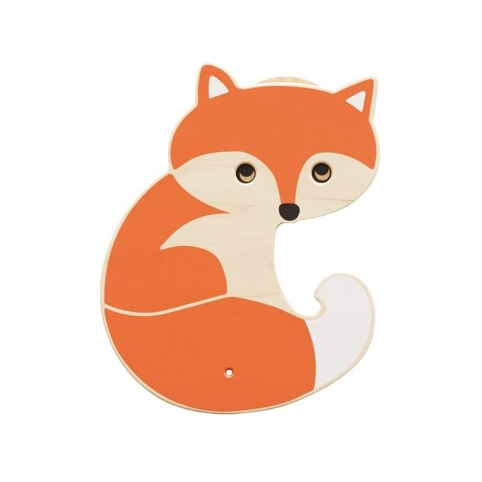 Fox Interactive Wooden Play Wall Decoration by HABA, 157747