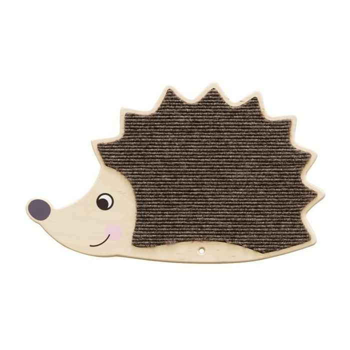 Hedgehog Sensory Wooden Play Wall Decoration by HABA, 157753
