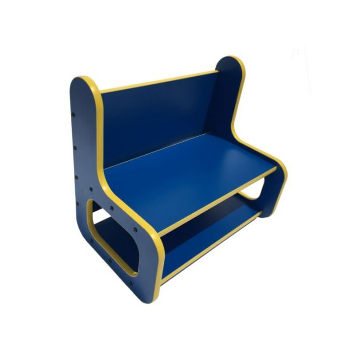 Husky Bench by Playscapes, 25-BEN-H015