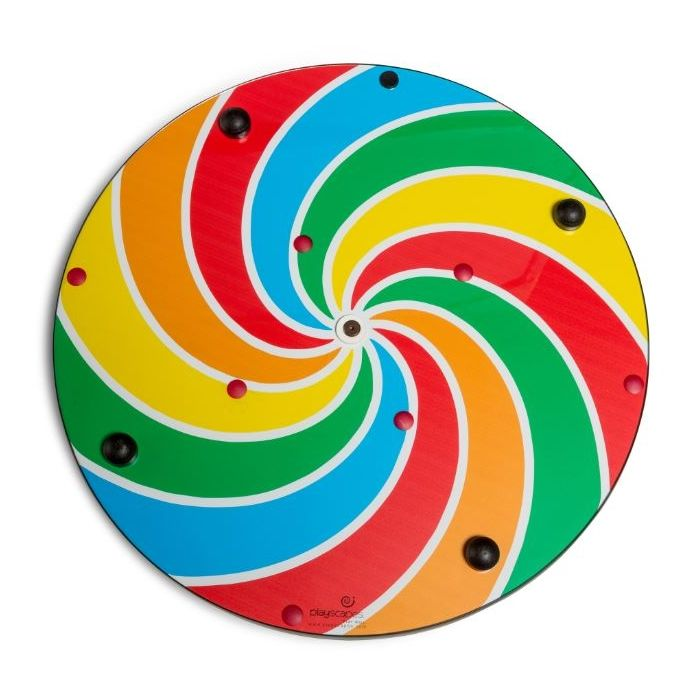 Children's Furniture Company® Lollipop Pinwheel Wall Activity, 25-LOL-001