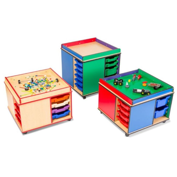 Mobile STEM/STEAM Tables by Playscapes, 25-STM*