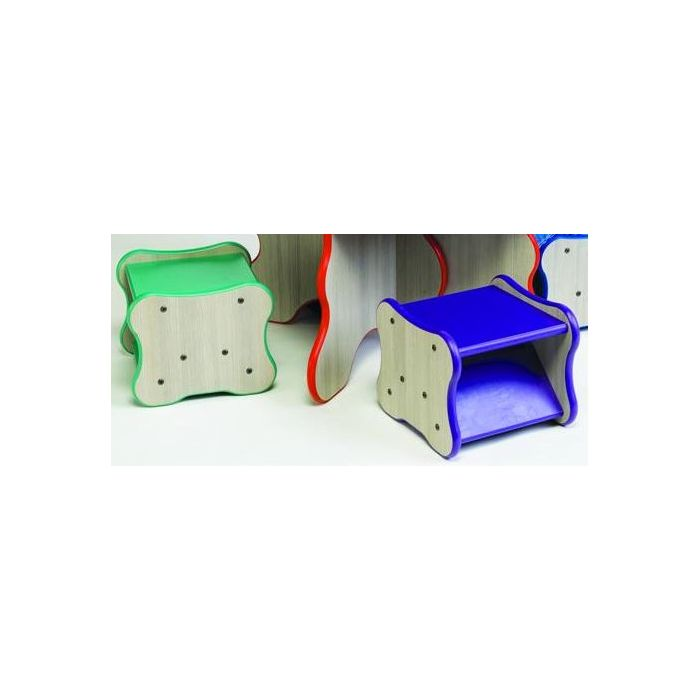Wavy Legs Stools by Playscapes