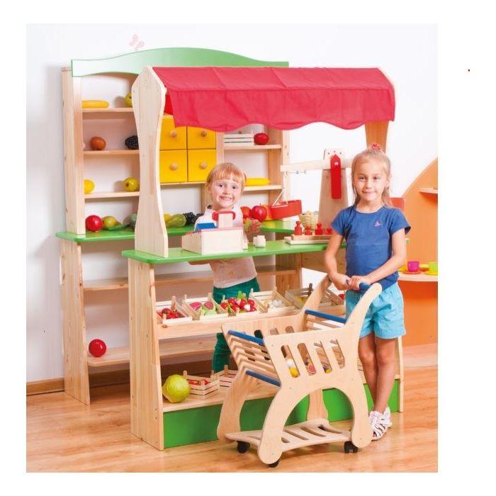 Galley Shop Counter by NOVUM