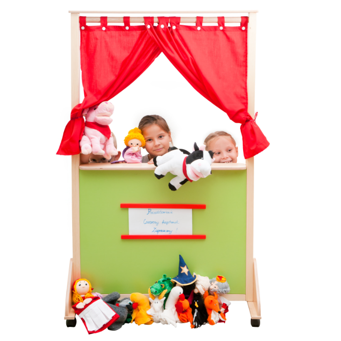 Children's Puppet Theater by NOVUM, 4124900