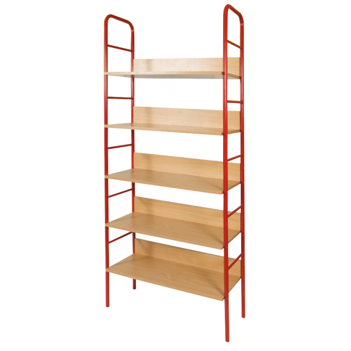 Library Bookcase by NOVUM